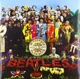 Beatles - Sgt.Pepper's Lonely Heart's Club Band
