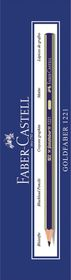 Faber-Castell Goldfaber 1221 Pencils - B (Box of 12)