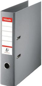 Esselte Lever Arch Polypropylene A4 Mini 50mm File - Grey
