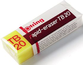 Rotring TB20 Rapid Eraser