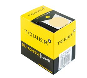 Tower C32 Colour Code Labels - Gold
