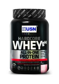 USN Hardcore Whey Gh - Strawberry 908g
