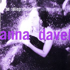 Anna Davel - Te Diep (CD)