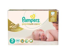 Pampers - Premium Care Nappies - Size 5