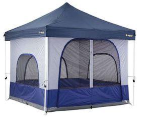 OZtrail - Gazebo Tent Inner Kit - Blue/White (Excludes Gazebo)