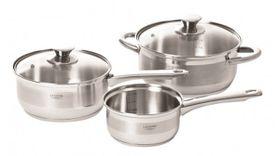 Legend Euro Chef 5-Piece Cookware Set