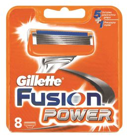 Gillette Fusion Power Cartridge - 8 Piece