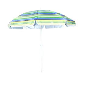 Seagull - Beach Umbrella Tilt UV50 Silver Coated - 225cm