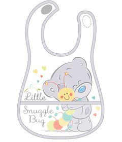 Tiny Tatty - Teddy Catcher Bib