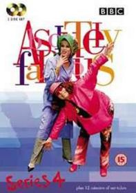 Absolutely Fabulous Series 4 (DVD)