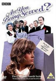 Are You Being Served-Series 4 - (Import DVD)