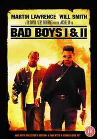 Bad Boys 1 & 2 (DVD)