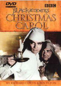 Black Adder's Christmas Carol - (Import DVD)