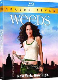 Weeds:Season 7 - (Region A Import Blu-ray Disc)