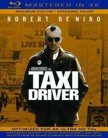 Taxi Driver (4K Mastered) - (Region A Import Blu-ray Disc)