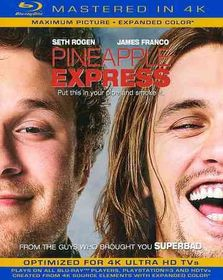 Pineapple Express (4K Mastered) - (Region A Import Blu-ray Disc)