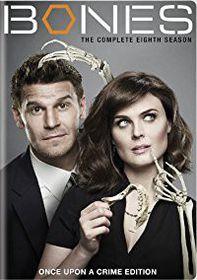 Bones Season 8 - (Region 1 Import DVD)