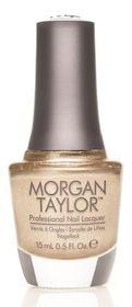 Morgan Taylor Nail Lacquer - Give Me Gold (15ml)