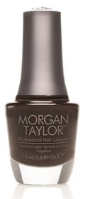 Morgan Taylor Nail Lacquer - Expresso Yourself (15ml)