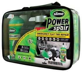 Slime - Power Spair Emergency Flat Tyre Repair Kit - Large Tyres