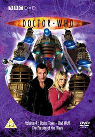 Doctor Who - The New Series 1 Vol. 4 (Eccleston) - (Import DVD)