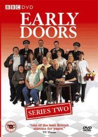 Early Doors-Series 2 - (Import DVD)
