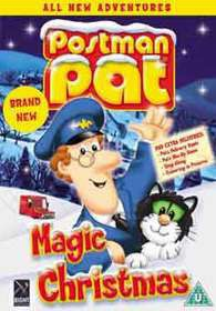 Postman Pat Magic Christmas (DVD)