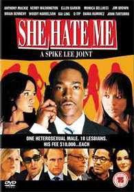 She Hate Me (DVD)