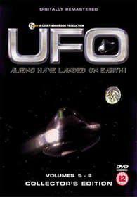 UFO: Episodes 14-26 Box Set(DVD)