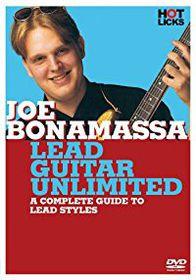 Joe Bonamassa:Lead Guitar Unlimited - (Region 1 Import DVD)