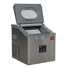 SnoMaster - Stainless Steel Ice Maker - 15kg