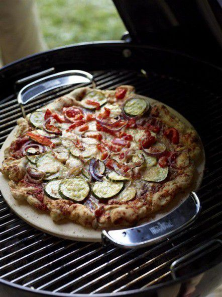 Weber - Original Gourmet Bbq System Pizza Stone | Buy Online in South Africa | takealot.com