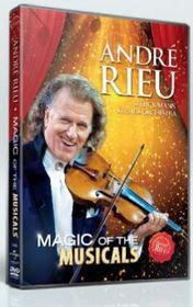 Andre Rieu - Magic Of The Musicals (DVD)