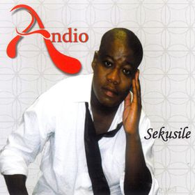 Andio - Sekusile (CD)