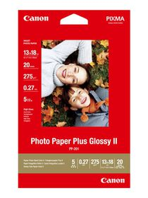 Canon PP-201 5x7 Photo Paper (20 sheets)