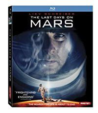 Last Days on Mars - (Region A Import Blu-ray Disc)