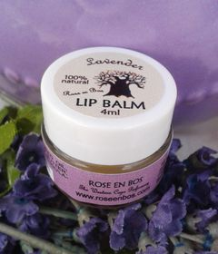 Rose en Bos Lavender - Lip Balm 4ml