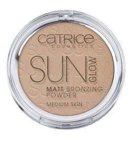 Catrice Sun Glow Matt Bronzing Powder - 030 Medium Bronze