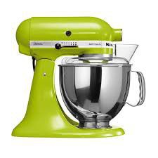 KitchenAid - Stand Mixer - Green Apple