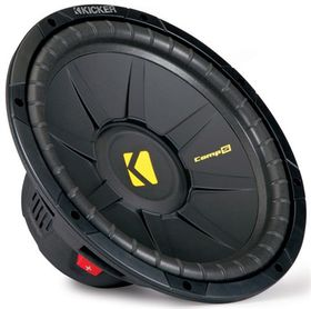 "Kicker - CompS 12"" Subwoofer"