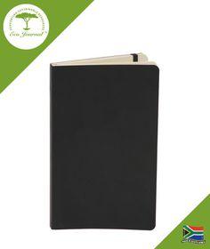 Eco Journal Soft Cover A5 - Black