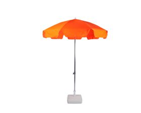 Cape Umbrellas - 2m Cafe Umbrella with Split Pole - Orange