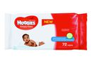 Huggies Simply Clean Single 72 Baby Wipes