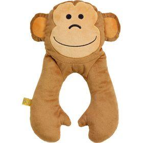 Go Travel Neck Pillow - Monkey
