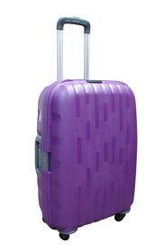Tosca Airmax TSA Injection Mould PP 70cm Trolley Case - Purple