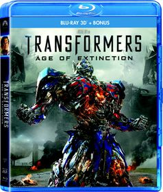 Transformers:Age Of Extinction (3D Blu-ray)