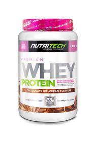 Nutritech Premium Whey Protein - Chocolate Ice-Cream