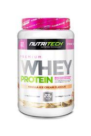 Nutritech Premium Pure Whey - Vanilla Ice Cream
