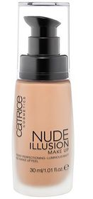 Catrice Nude Illusion Make Up - 010 Nude Ivory
