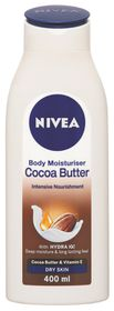 Nivea Cocoa Butter Body Moisturiser - 400ml